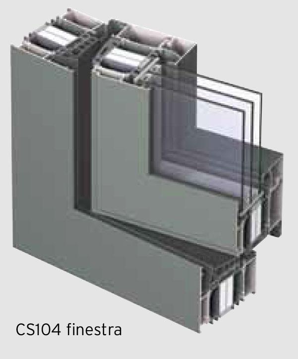 CS 104-finestra